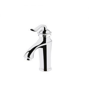 شیر روشویی مدل لوکا کروم شودر