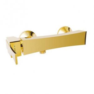 شیر توالت مدل ایمپرو طلا براق شودر