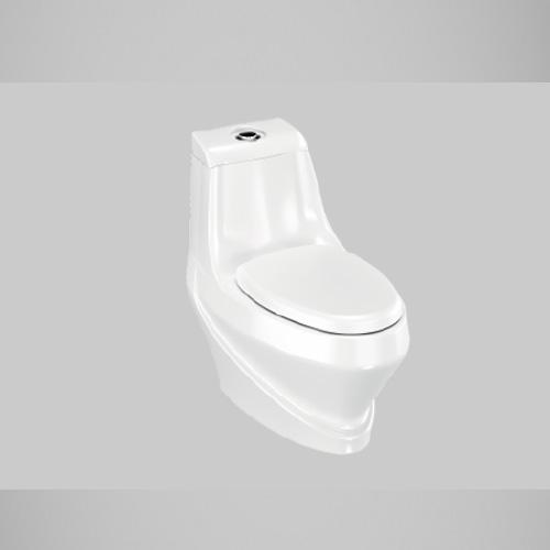 توالت فرنگی چینی کرد مدل تی نو