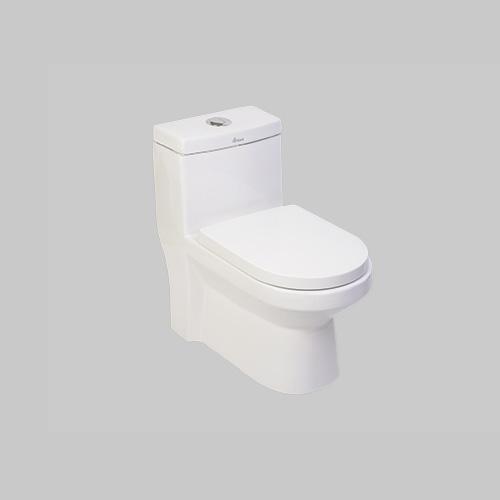 توالت فرنگی چینی کرد مدل برونیا