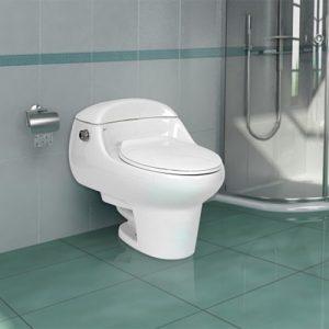توالت فرنگی گلسار مدل هلی آنتوس