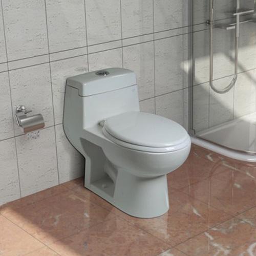 توالت فرنگی گلسار مدل ویکتوریا