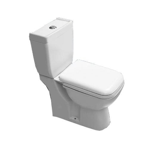 توالت فرنگی مروارید مدل دو تکه الگا