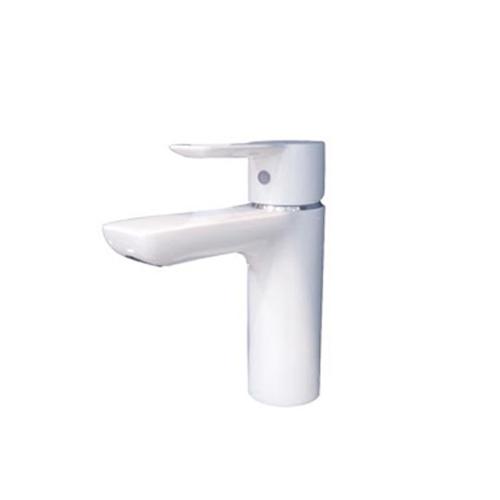 شیر روشویی مدل ریتا سفید کی دبلیو سی