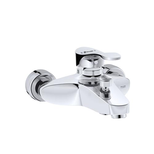 شیر حمام مدل لرد کروم شودر