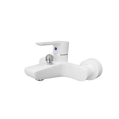 شیر حمام مدل ریتا سفید کی دبلیو سی