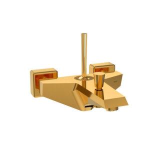 شیر حمام مدل تیفانی طلا شودر