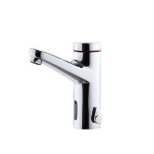 شیر روشویی الکترونیکی مدل دومو لایت کی دبلیو سی