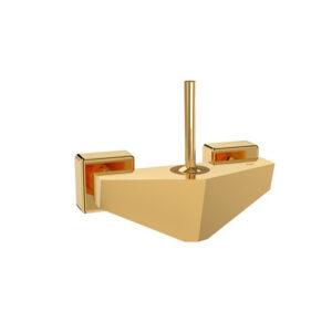 شیر توالت مدل تیفانی طلا شودر